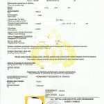 Indonesia Police Clearance Certificate
